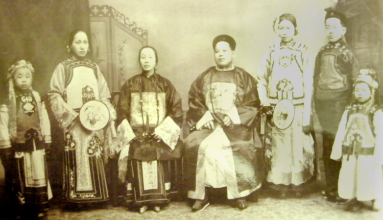 chinese dynasty family - photo #19